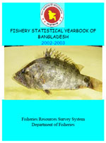 FRSS Statistical Year Book 2002-03
