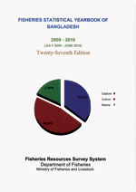 Fisheries Statistical Yearbook of Bangladesh: 2009-2010