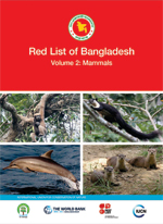 Red List of Bangladesh Volume 2 Mammals
