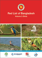 Red List of Bangladesh Volume 3 Birds