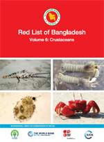 Red List of Bangladesh Volume 6 Crustaceans