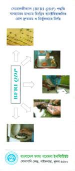 সেরোলজীক্যাল (BFRI-QDP) পদ্ধতি ব্যবহারের মাধ্যমে চিংড়ির ব্যক্টেরিয়াজনিত রোগ দ্রুততম ও নির্ভুলভাবে নির্ণয়