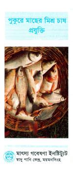 পুকুরে মাছের মিশ্র চাষ প্রযুক্তি