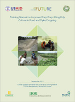 Training Manual on Improved Carp/Carp-Shing Poly Culture in Pond and Dyke Cropping