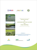 Training manual on Improved Rice-Fish Culture and Dyke Cropping
