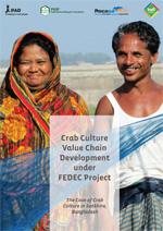 Crab Culture Value Chain Development under FEDEC Project: The Case of Crab Culture in Satkhira, Bangladesh